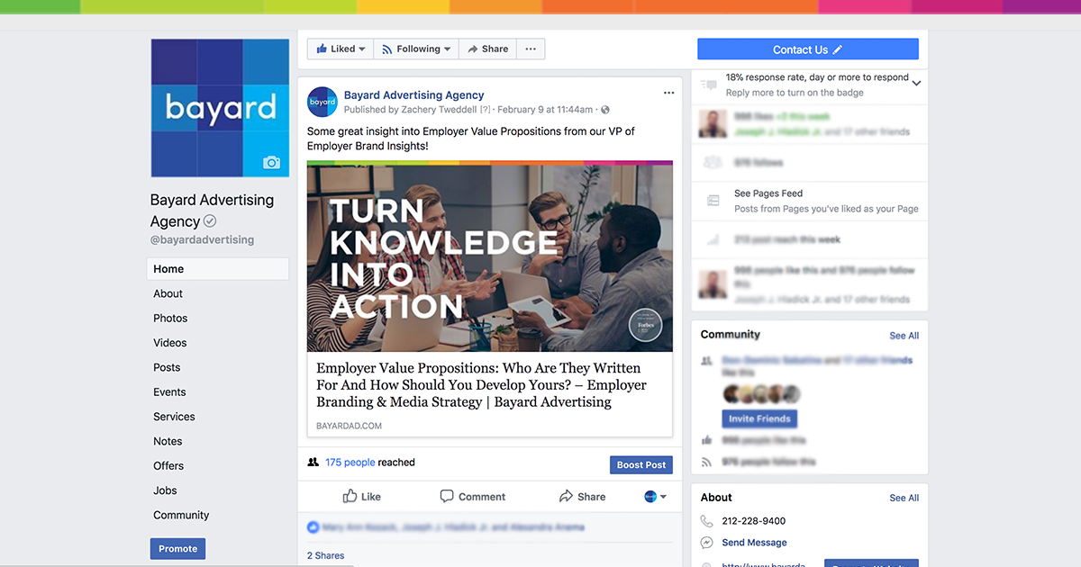 How the new Facebook News Feed changes will affect employers