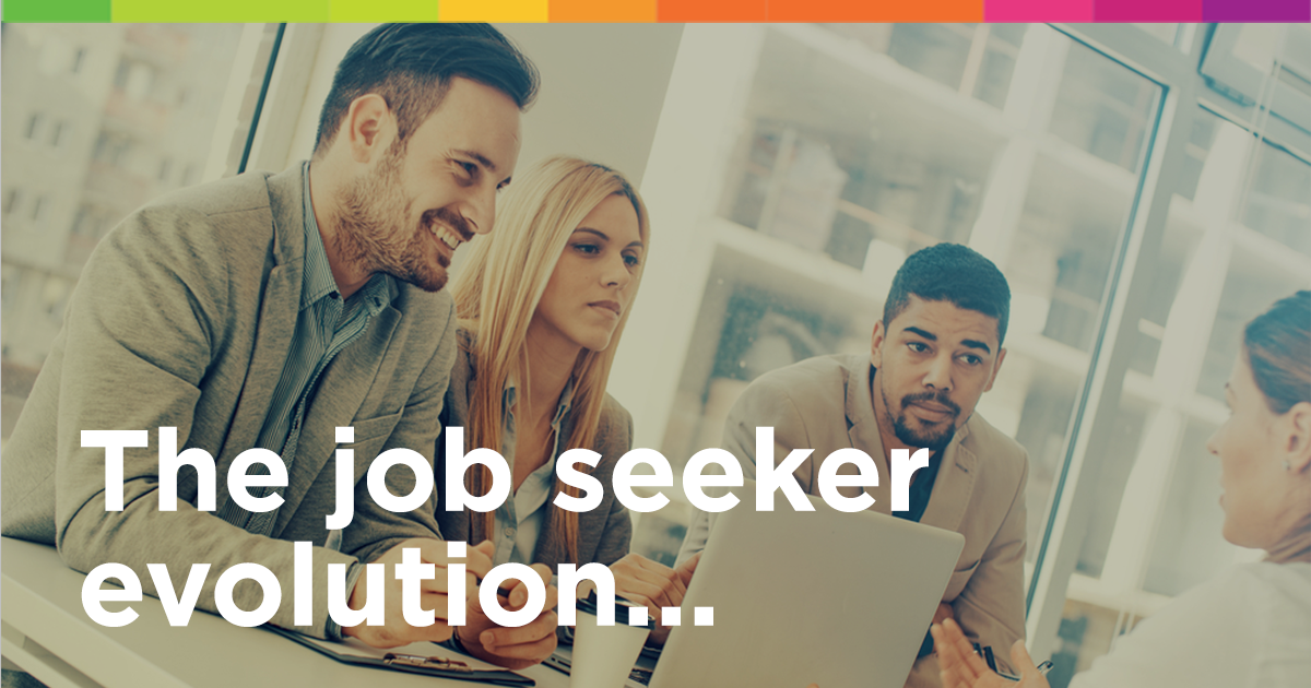 The evolution of the job seeker